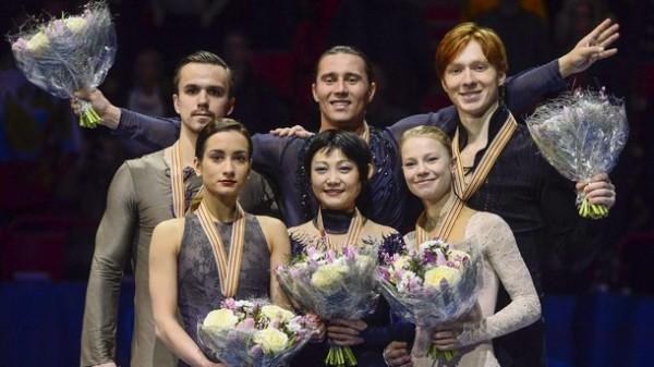 Юко Кавагути и Александър Смирнов триумфираха при двойките