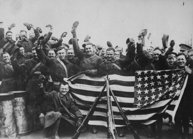 Как американците окупирали Русия