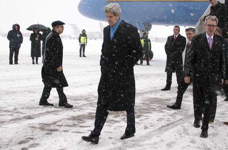 Държавният секретар на САЩ Джон Кери в началото на февруари пристигна в Киев: Ще въоръжава Америка Украйна?
