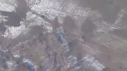 Разузнаването на ДНР засне Дебалцевския котел с дрон (ВИДЕО)