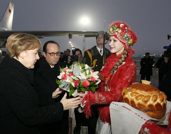 Фотогалерия: Срещата в Минск – дипломация и емоции