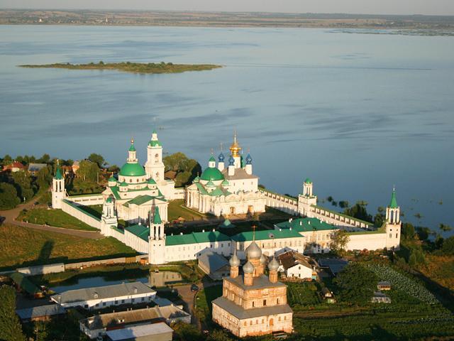«Золотое кольцо» на  Русия – Переславъл-Залески