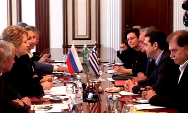 В Атина решиха: Икономически съюз с Русия