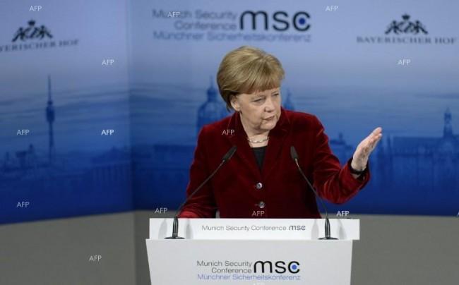Меркел проговори след срещата с Путин в Кремъл