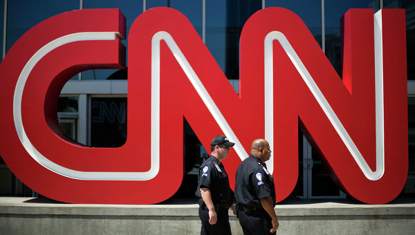 Поредният гаф на CNN