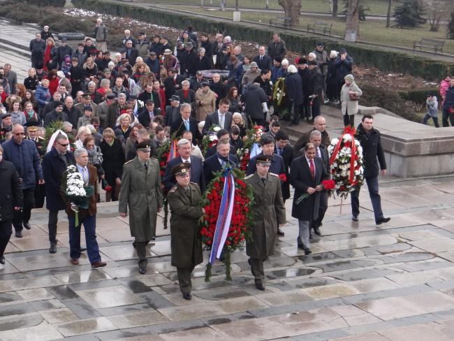 Ден на защитника на Отечеството – 23 февруари 2015 година