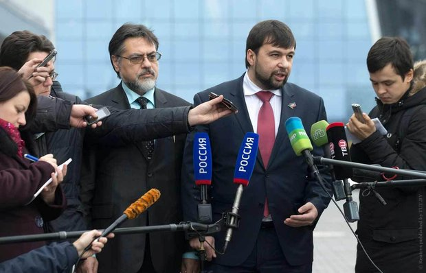 ДНР и ЛНР поискаха Киев да отмени силовата операция и да върне извънблоковия статут