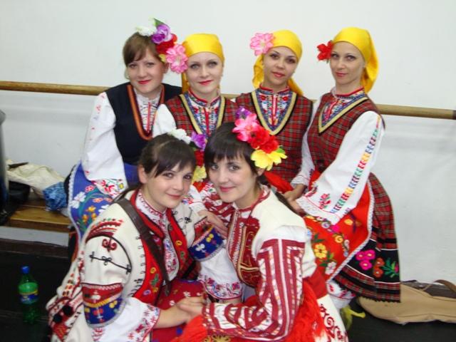 Бесарабските българки от  Музикалният колеж гр.Твърдица,.Молдова Снимка: Интернет