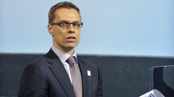 Финландският премиер поиска да се спре с говоренето за нови санкции срещу Русия