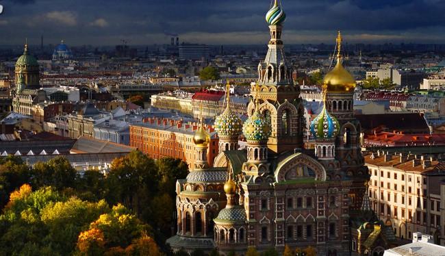 Седем от скритите бижута на Санкт Петербург