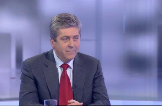 Георги Първанов: Великите, големите гледат с респект на онзи, който си защитава интересите