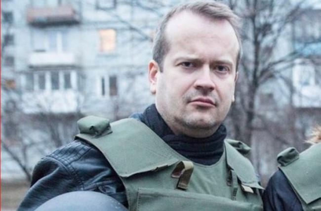 В Украйна набиха известен финландски журналист