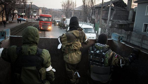 Басурин: Киев хитрува, твърдейки че изтегля тежкото въоръжение