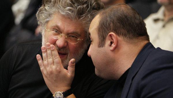 Коломойски разпалва олигархическа война в Украйна