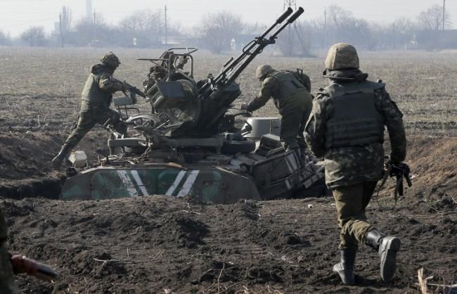Кремъл е крайно обезпокоен от продължаващия обстрел в Източна Украйна