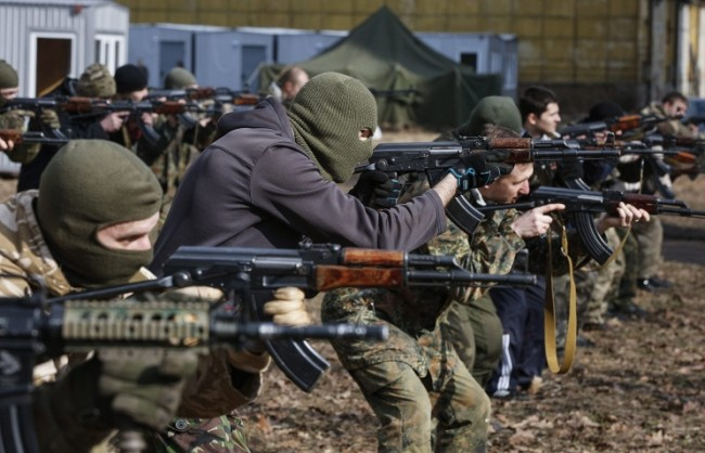 В Украйна се провежда нова мобилизация
