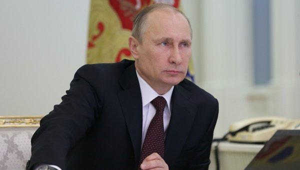 Путин: Кукловодите на преврата в Украйна бяха САЩ