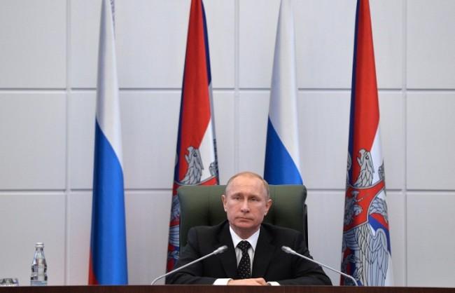 Путин приведе в пълна бойна готовност Северния флот на РФ