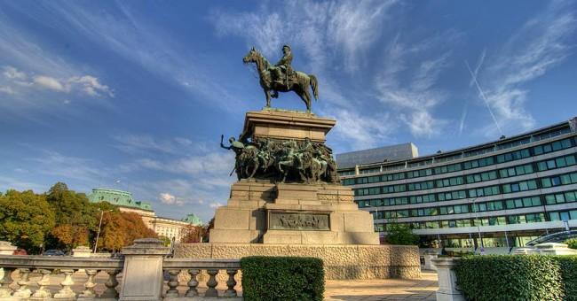 Паметник Цар Освободител в София