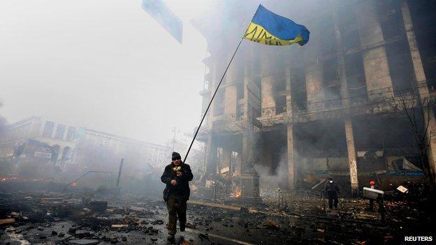 Украинската криза – изпитание за истината