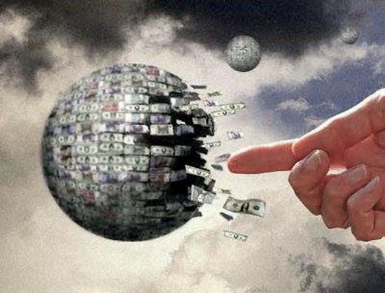 «Балонът», надут от Федералния резерв, ще бъде спукан от Русия