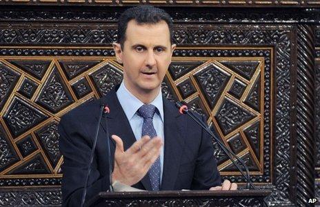 """Башар ал-Асад: """"Как така ИДИЛ изскочи отнякъде изведнъж? Тя не се появява просто така"""""""