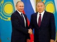 Путин пожела на Назарбаев успех на президентските избори