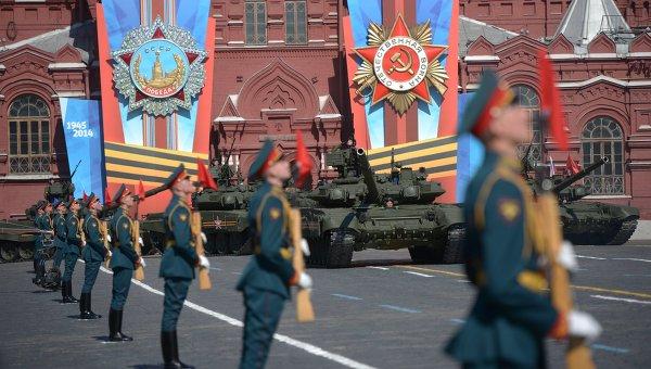 Русия покани САЩ на парада на 9 май