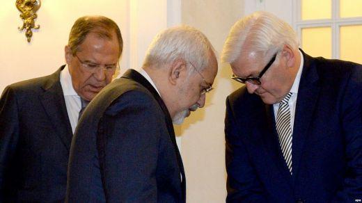 Лавров се срещна с иранския си колега