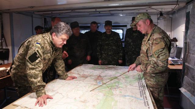 """""""Мирният план"""" на Петро Порошенко"""