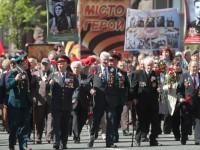 Принудиха ветераните в Харков да се откажат от Георгиевските ленти на 9 май