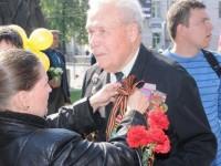 В Харков започна лов на хора с Георгиевски ленти