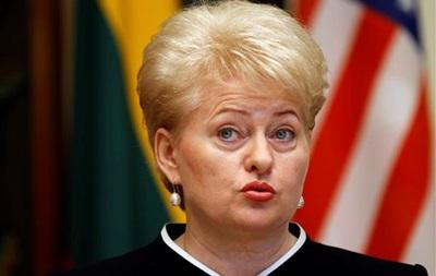 Президентът на Литва е била агент на КГБ?