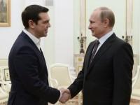 Ципрас и Путин обсъдиха газопровода към Европа