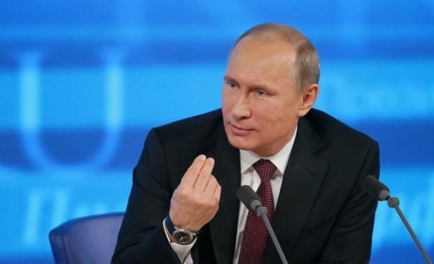 Гореща линия с Путин (пряк ефир)