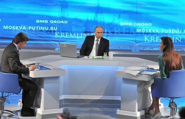 Путин счита руснаците и украинците за един народ и не прави разлика между тях