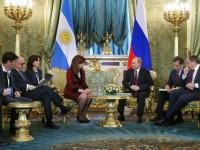 Русия и Аржентина подписаха споразумение за всеобхватно стратегическо партньорство