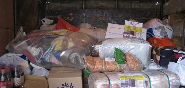 Спират дарения за сънародниците ни в Украйна