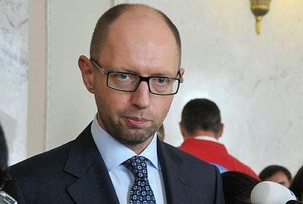 Яценюк недоволен от срещата Путин-Кери