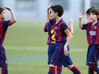 Барселона открива първия си летен лагер в Русия