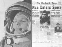 НАСА почете Гагарин и Деня на авиацията и космонавтиката