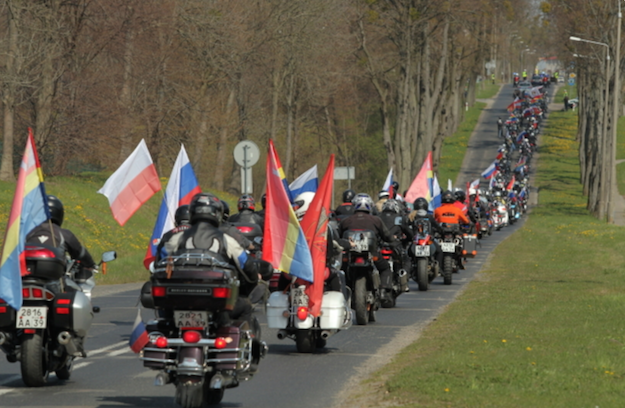 """Москва възмутена: Полските граничари не пуснали """"Нощните вълци"""" да пресекат границата"""