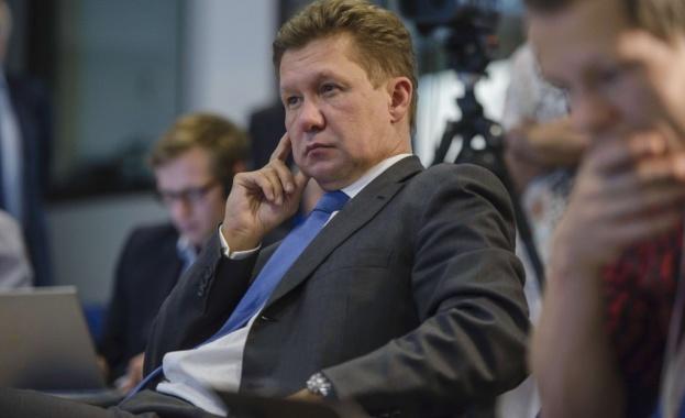 Газпром ще транспортира през Гърция 47 млрд. куб. м газ