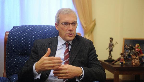 Представител на Русия към НАТО Александър Грушко