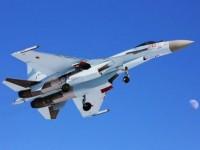 Су-35С ще участва в Парада на Победата