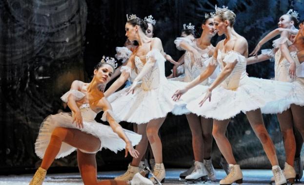 Пуснаха билетите за балет на лед на Санкт Петербург