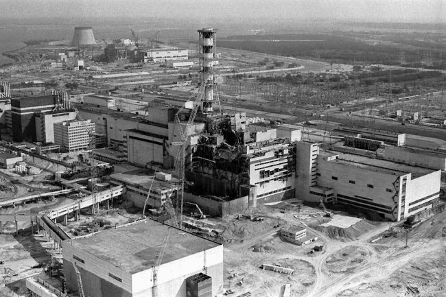 """29 години от аварията в АЕЦ """"Чернобил"""""""