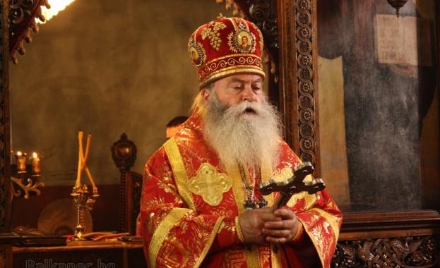 Митрополит Гавриил ще донесе благодатния огън