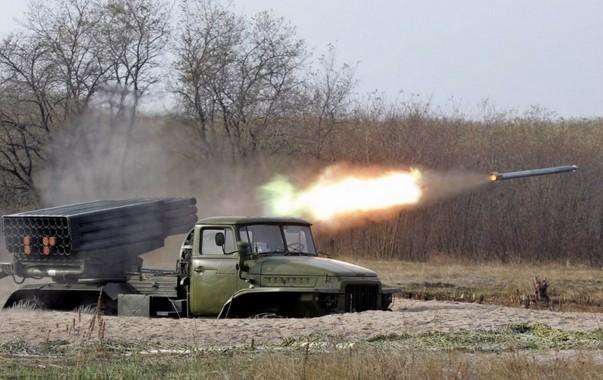 """ГРАД-9К51 – Наследникът на легендарната ракетна установка """"Катюша"""""""