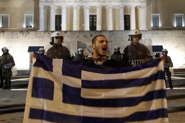 Гърция може да стане детонатор на разрушението на ЕС